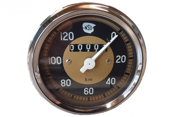 Tachometer NSU LUX, Superlux 120