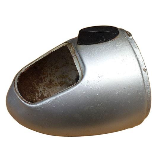 Scheinwerfergehäuse, gebraucht - 2. Ausführung mit Schalter