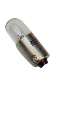 Schlußlichtglühbirne 6V 2W