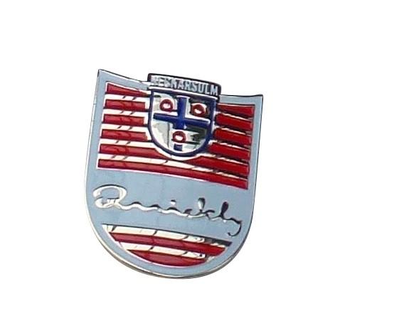 Emblem f. Lenker Quickly L