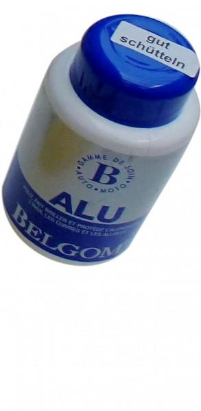 Belgom-Alu, Poliermittel