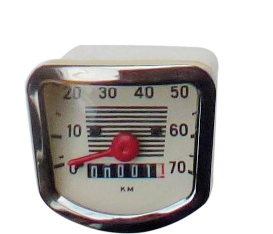 Tachometer (für Einbau im Scheinwerfer)