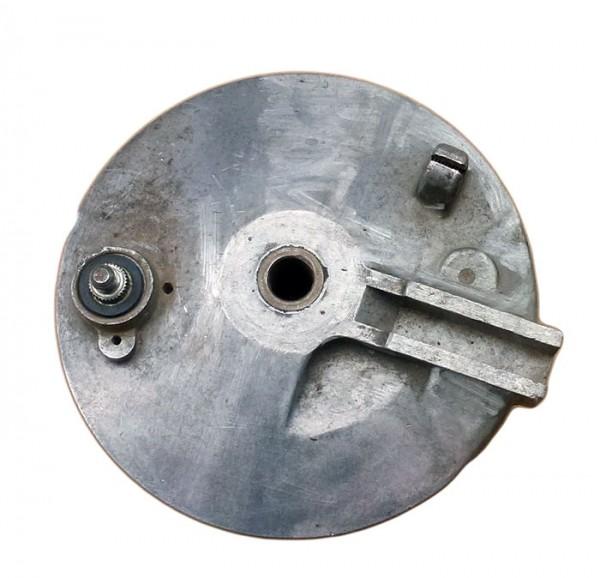 Bremsplatte T,TT, Vorderrad, gebraucht