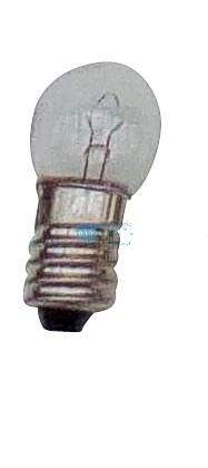 Glühlampe f. Scheinwerfer 3W-Anlage