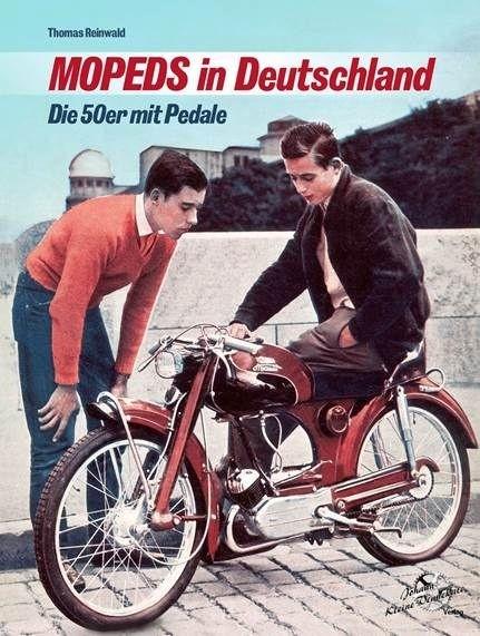 Mopeds in Deutschland