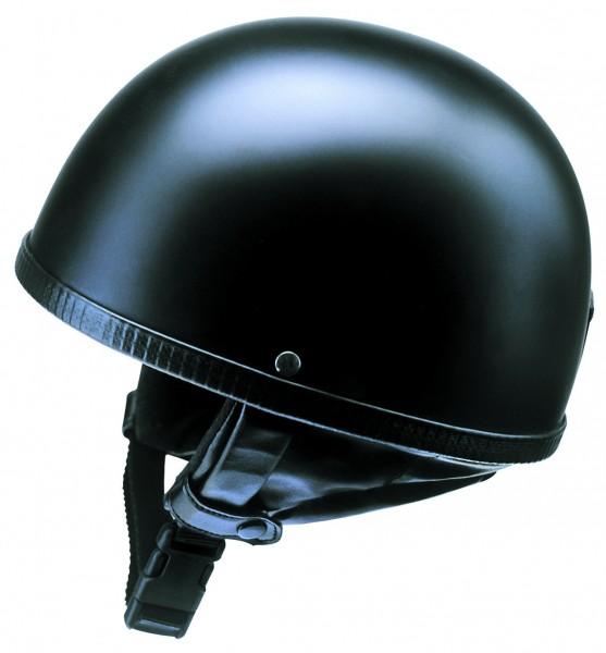 Klassischer Helm NSU mattschwarz