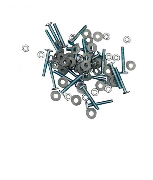 Schraubensatz für Zierleiste f. Sitzbank