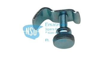 Rändelschraube mit Verschlusswinkel f. Scheinwerfer/Set