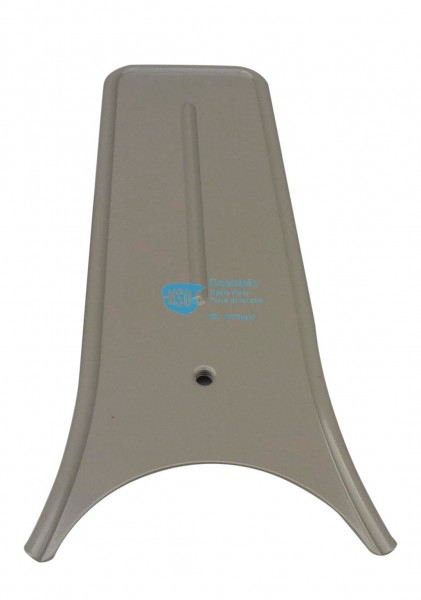 Werkzeugkastendeckel N bis F.Nr. 109743, lichtgrau